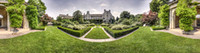 George Eastman House West Garden 360 Panoramic view