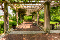 George Eastman House East Garden Trellis