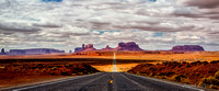 Straight Ahead!!- Monument Valley